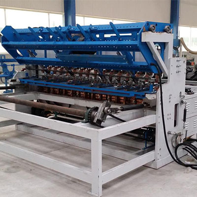 construction automatic steel welded wire mesh machine
