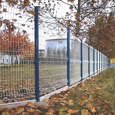 temporary fence welded wire mesh