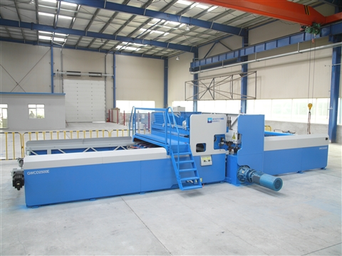 Advantages of steel wire mesh welding machine