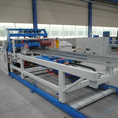 Poultry cage frame production line