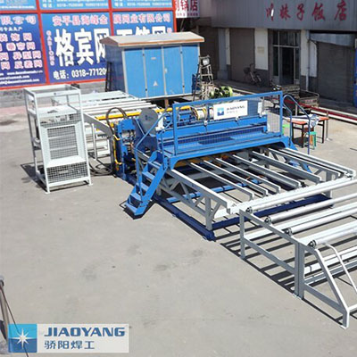 Reinforcing Mesh Production Welding Machine