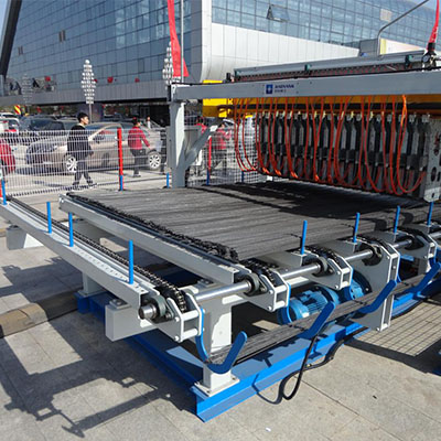 China RC mesh machine exporter
