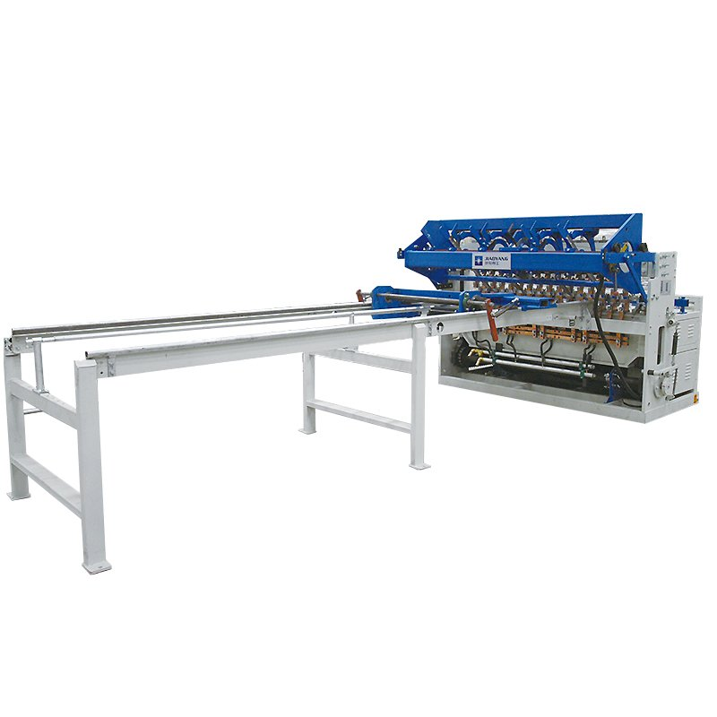 Construction Mesh Panel Machine
