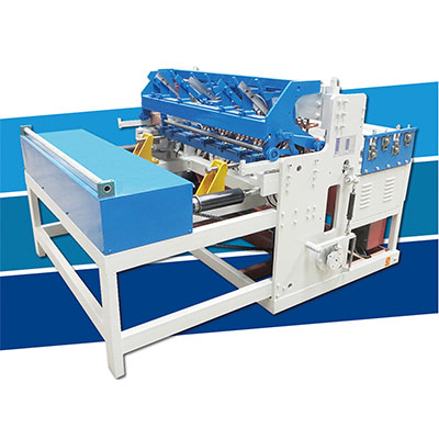 Construction mesh coil machine factory