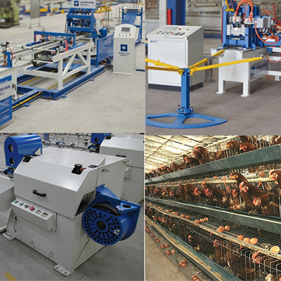 Automatic Chicken Cage Welding Machine