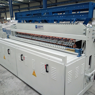 Best china wire mesh fencing panel welding machine manufacturers