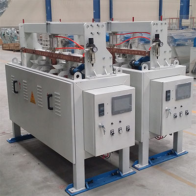 Jiaoyang animal cage welding machine price