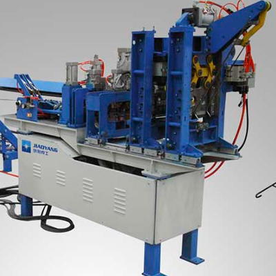 High speed automatic chicken cage welding machine factory