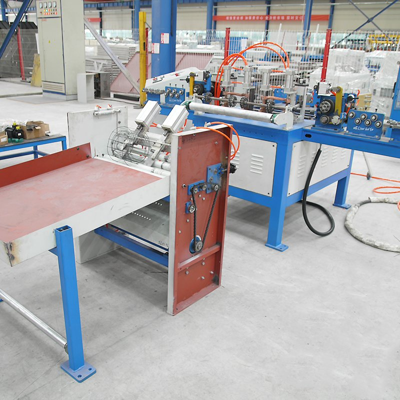 Brick force mesh welding machine 2