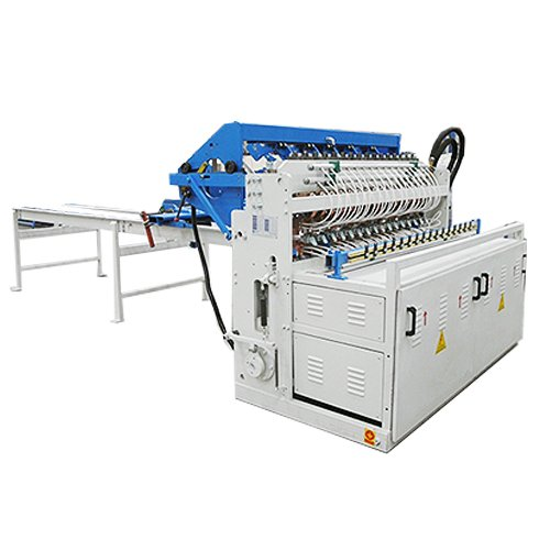 Mesh panels machine
