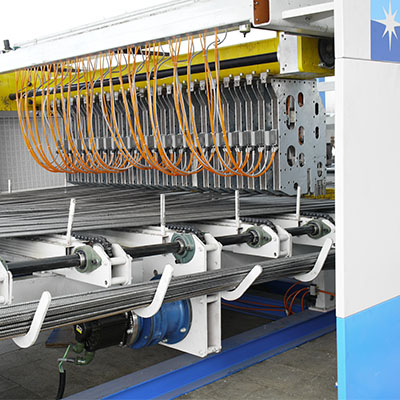 automatic reinforcing mesh welding machine