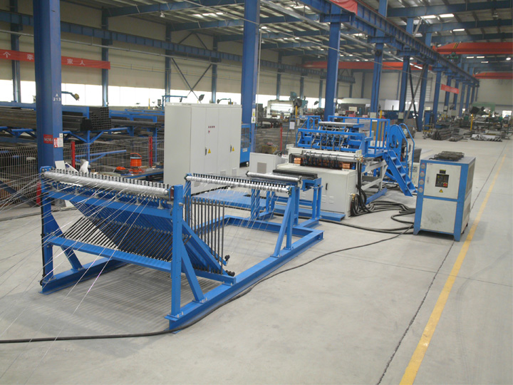shelves mesh machine 详情1
