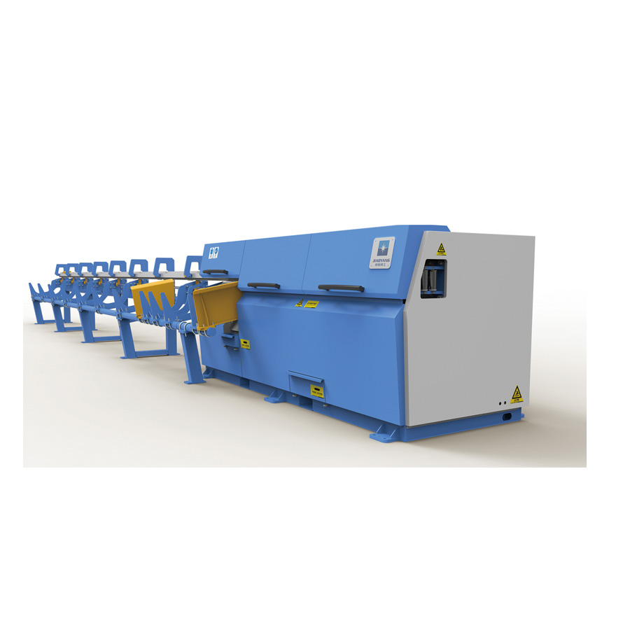 High-speed steel straightening cutting machine